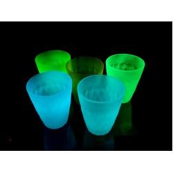 Люминесцентные краски для стекла и керамики