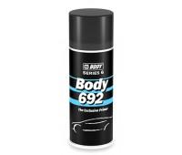 Body 692 акриловый грунт наполнитель спрей белый, 0.4 л.
