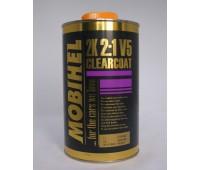 Mobihel v5 лак 2К 2:1 бесцветный  1л + 0,5 отвердитель