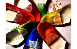 Полиуретановые краски КЭНДИ для кожи, кожзама, пвх