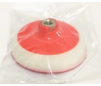 Wenkai (5065955) Оправка SOFT (мягкая) с липучкой 125х25мм, резьба М14 для полировальных кругов