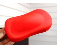 Краска ФЛУОРЕСЦЕНТНАЯ SOFT-ТOUCH полиуретановая (для металла, пластика. дерева, стекла, бетона), цвет КРАСНЫЙ, на развес 100г