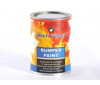 Multi Fuller Краска структурная для бамперов (черная) 0,8 л