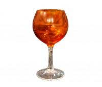 BOHEMIAN. Краска для стекла Оранжевый, 100г + отв.