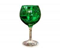 BOHEMIAN. Краска для стекла Зелёный, 100г + отв.
