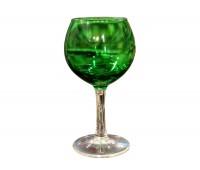 BOHEMIAN. Краска для стекла Зелёный Луг, 100г + отв.