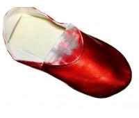 """Краска КЭНДИ """"Красное Яблоко"""" для кожи, кожзама, пвх полиуретановая, 100г"""