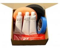 Набор для полировки №4 (абразивная полировка СВЕТЛОГО лакокрасочного покрытия)