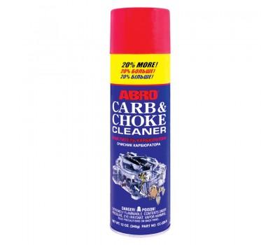 ABRO Очиститель карбюратора спрей (CC-200) 283 гр.