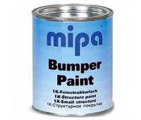 MIPA бамперная краска Черная___1 л