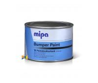 MIPA бамперная краска Черная___0,5 л