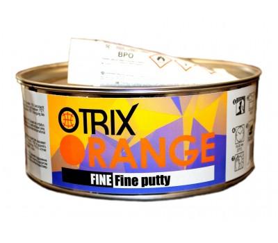 OTRIX. ORANGE FINE шпаклевка полиэфирная доводочная с отвердителем, 1 кг