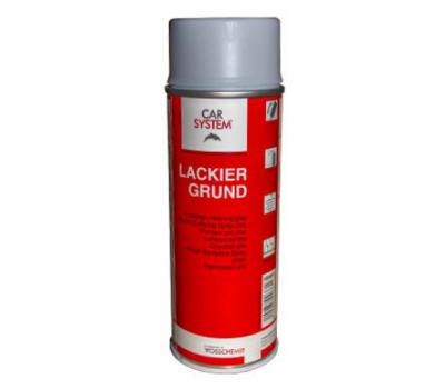 CARSYSTEM (126024) 3716 адгезионный грунт-наполнитель серый, спрей 400 мл