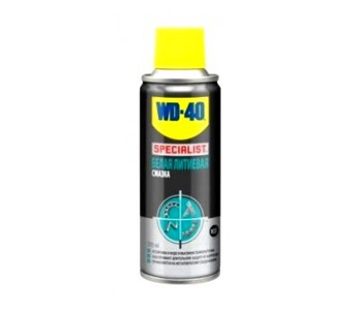 WD-40 SPECIALIST 70126 Быстросохнущая силиконовая смазка  200 мл.