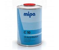MIPA C10 Лак глянцевый 1К 1л