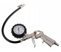 Auarita TG-5 пистолет для подкачки шин с манометром