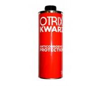OTRIX KWARZ ANTICORROSIVE PROTECTION антигравийное покрытие, евробаллон 1л (чёрный)