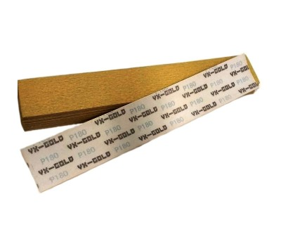 Шлиф полоска VX-Gold липучка 70*420мм без отв. P500