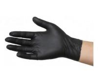 CarFit (3-260-0950) Перчатки нитриловые черные XL (100 шт.)