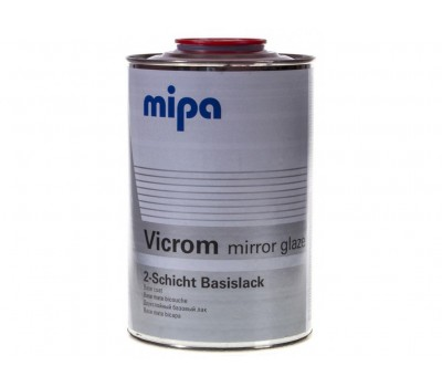 "Mipa 242910003 Vicrom ""mirror glaze""  Эффект хрома, СПРЕЙ, 400мл"