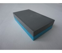 23-120 (817031) Брусок для шлифования двухсторонний пенополиуретановый D  120х70х30 мм