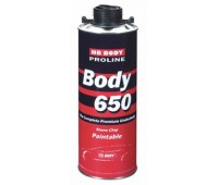 Body. 650 PROLINE антикор для днища серый, 1кг