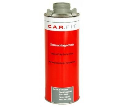 CarFit. (5-601-1000) Антигравийное покрытие, евробаллон 1л (серый)