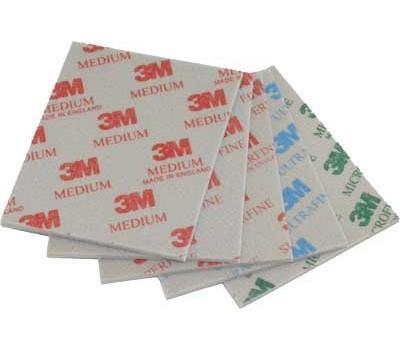 3M. 02600 Абразивная губка Microfine, Р600