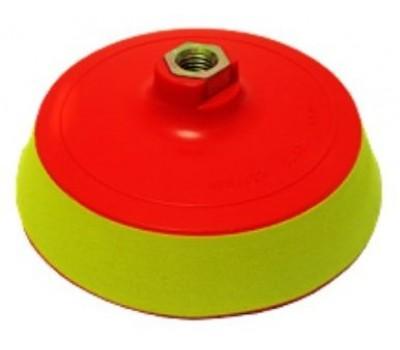 Wenkai. (5069546) Оправка с липучкой 150х15мм резьба М14 для полировальных кругов
