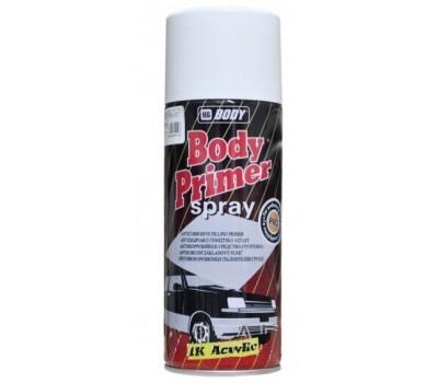 Body. Акриловый адгезионный грунт Sprey Universal Primer (белый), спрей 400мл