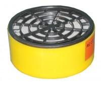 Угольный фильтр запасной к химическому респиратору