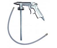 Voylet. PS-5 модель 626, пистолет с гибкой трубкой для антигравийных и мовильных составов