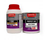 Novol. Протект 340, грунт кислотный  + отвердитель, комплект 200мл+200мл