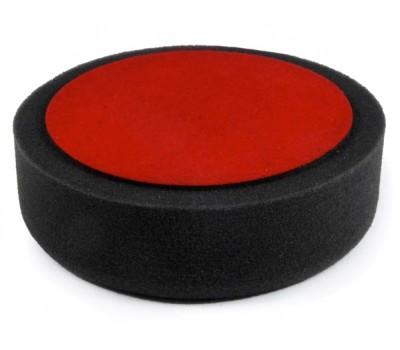 NOVOL 90617 Полировочный круг С (мягкий) ЧЕРНЫЙ без резьбы D150*30мм