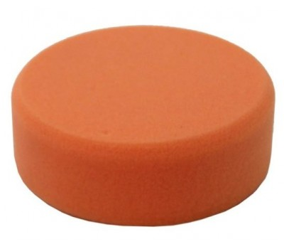 NOVOL. Полировальный круг B, средний, 150/30 мм (оранжевый)