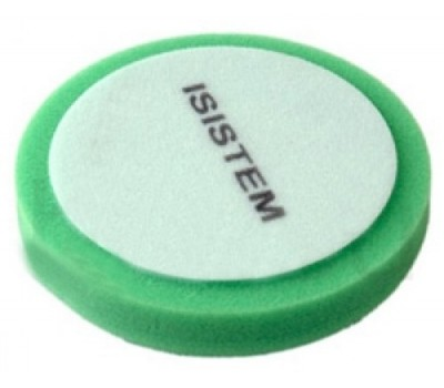 ISISTEM Полировальный круг зеленый d 150mm, Profi Т30 mm, средне-жёсткий IS-PW-150-30-M-PR-Green