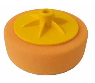 PRO.STO. JH-004-6CMO Круг полировальный 150х50мм с резьбой М14 (оранжевый средне-жёсткий)