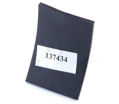 CARSYSTEM. (137434) Резиновый шпатель 80 мм х 50 мм