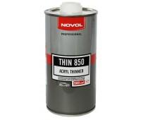 Novol.  Разбавитель THIN 850 для 2К акриловых эмалей, грунтов и лаков  стандартный__0,5л