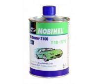 Mobihel.  Разбавитель стандартный 2К 2100 для акриловых эмалей, грунтов и лаков__0,5л