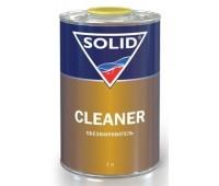 SOLID. Cleaner обезжириватель (очиститель силикона), 1л