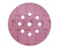 SIA. Siaspeed, шлифовальный круг 9 отв., D125мм, Р100