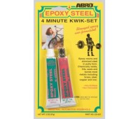 ABRO. Epoxy steel (ES-507) клей эпоксидный, 57г