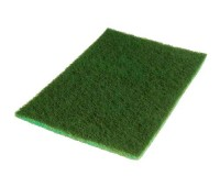 MIRKA. Шлифовальный войлок (скотчбрайт) MIRLON (8019002032), лист 152х229х10мм P320 (зелёный)