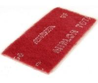 MIRKA. Шлифовальный войлок (скотчбрайт) MIRLON TOTAL (8111202537), лист 115х230мм P360 (красный)