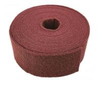 MIRKA. Шлифовальный войлок MIRLON (805BY001373R), рулон 115х10м P360 (красный)