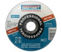 ORIENTCRAFT  200.04/200.014 Армированный отрезной диск по металлу (125*1.0*22,2 мм)