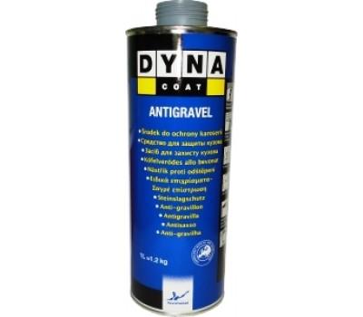 DYNACOAT. Antigravel антигравий серый, евробаллон 1л