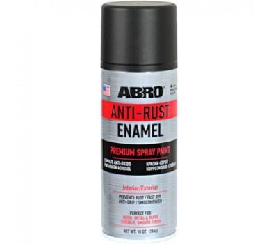 ABRO. Краска-спрей антикоррозионная грунтовка Серая (RE-008) 0.4л
