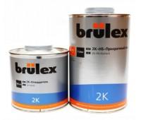 Brulex (932310126) Лак 2К-HS прозрачный 1 л + 0.5 л отвердитель